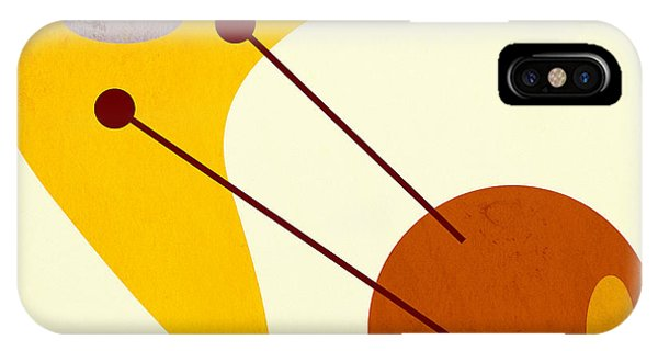 Retro iPhone Case - Feelings by Richard Rizzo