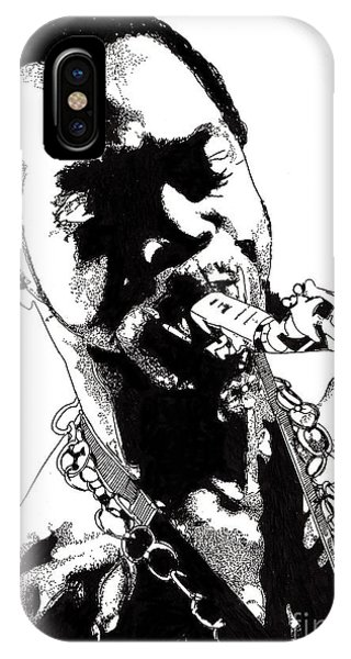 Fela Kuti IPhone Case