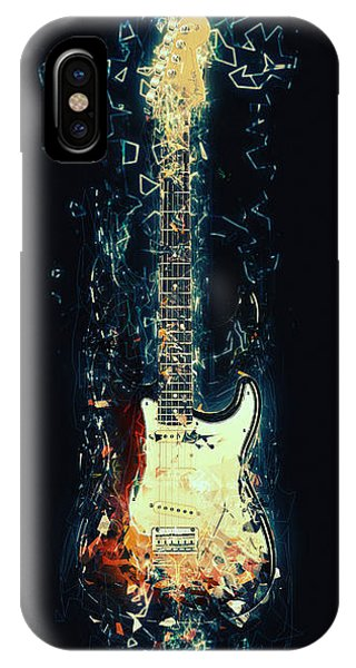 Fender Strat IPhone Case