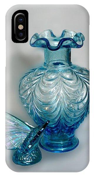 Fenton Blue IPhone Case