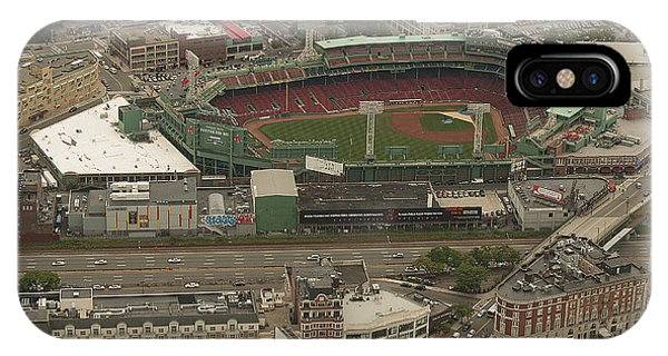 Boston Red Sox iPhone Case - Fenway  by Joshua House