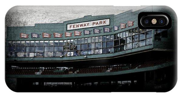 Fenway Memories - Poster 1 IPhone Case