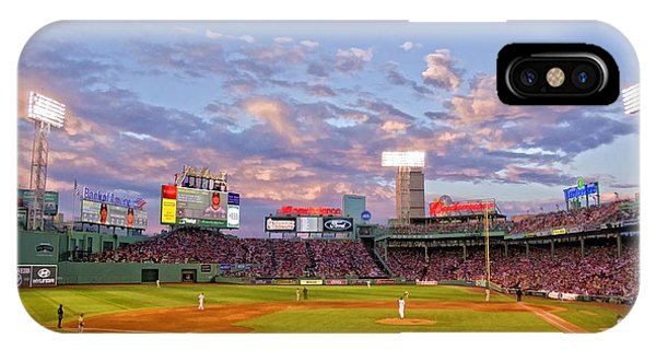 Fenway Night IPhone Case
