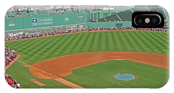 iPhone Case - Fenway One Hundred Years by Barbara McDevitt