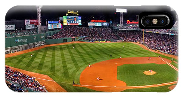 Fenway Park Boston 0476 IPhone Case