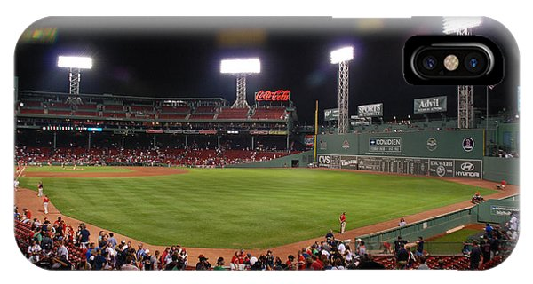 Fenway Park Phone Case by Mark Wiley