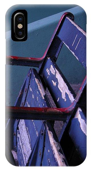 Fenway Park Third Base Seat IPhone Case