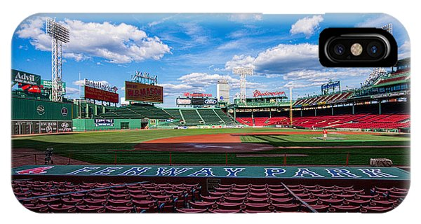 Fenway Park IPhone Case