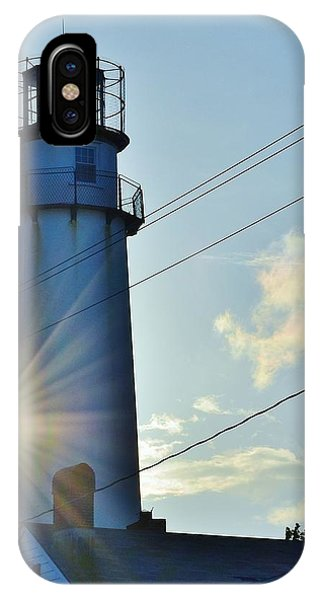Fenwick Island Lighthouse - Delaware IPhone Case
