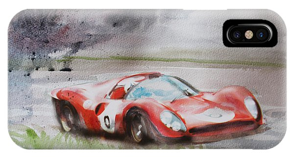 Ferrari 330p4 Spyder  IPhone Case