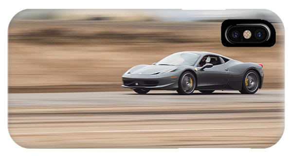 Ferrari 458 Italia Fine Art Print IPhone Case
