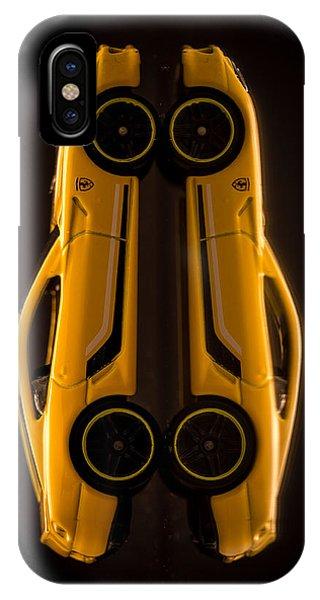 Ferrari 599 Gtb Fiorano IPhone Case