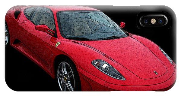 Ferrari F430 IPhone Case