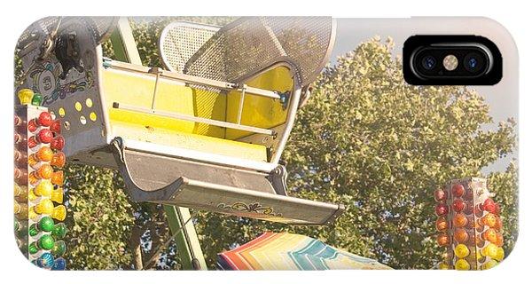 Ferris Wheel Bucket IPhone Case