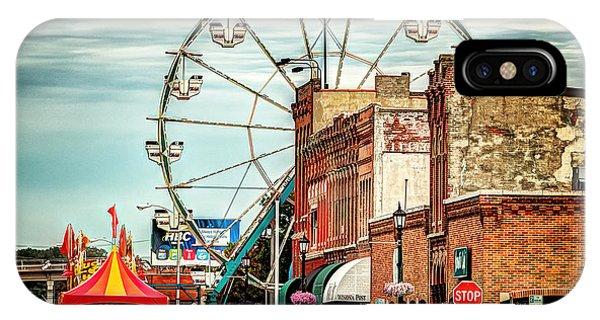Ferris Wheel In Winona IPhone Case
