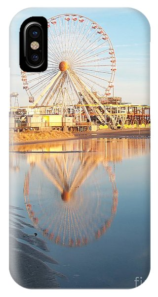 Ferris Wheel Jersey Shore 2 IPhone Case