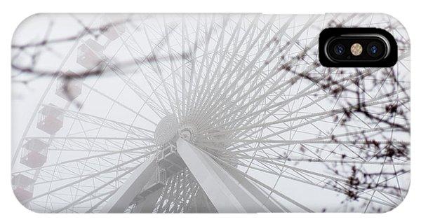 Ferris Wheel No.2 IPhone Case