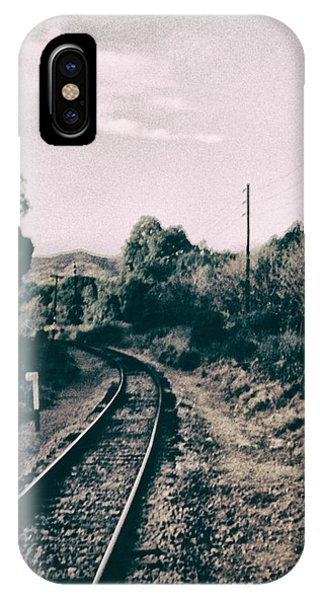 Ferrocarril IPhone Case