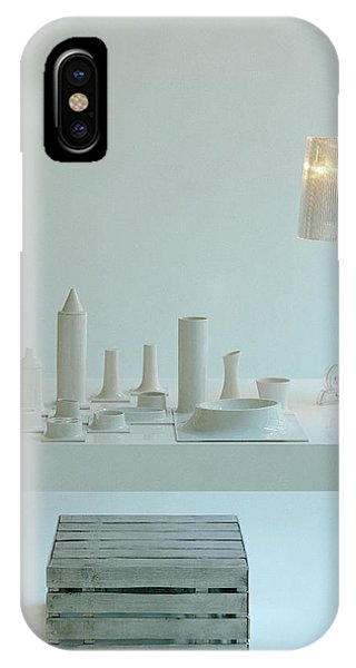 Ferruccio Laviani's Bourgie Lamp From Kartell IPhone Case