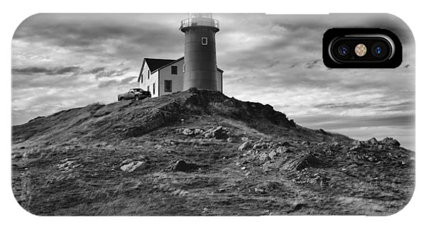 Ferryland Lighthouse IPhone Case
