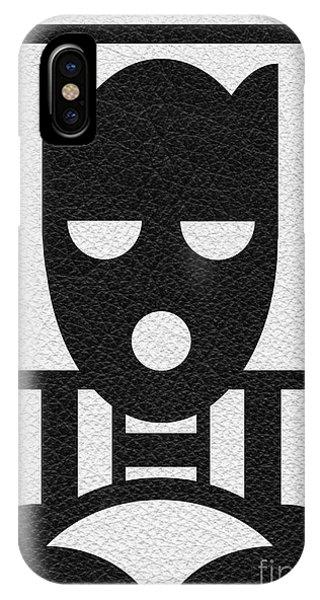 Fetish Play Mask IPhone Case