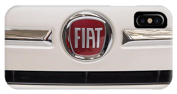 Fiat Logo IPhone Case