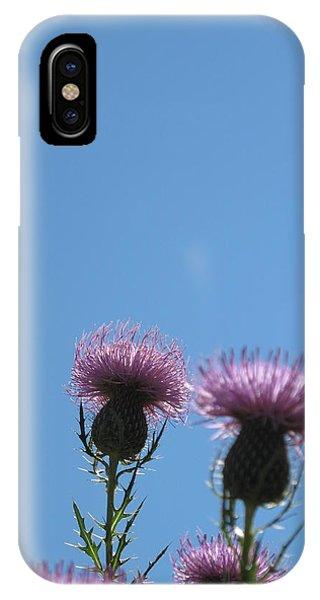 Fidelity. IPhone Case