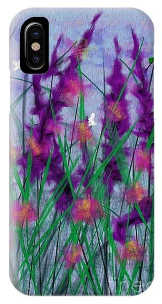 Field Flowers IPhone Case