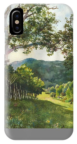 Rocky Mountain iPhone Case - Field Of Light At Caribou Ranch by Anne Gifford