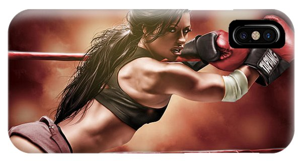 Fight Night IPhone Case