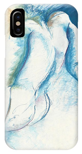 Figurative Abstract IPhone Case