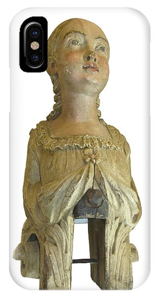 Figure Head IPhone Case