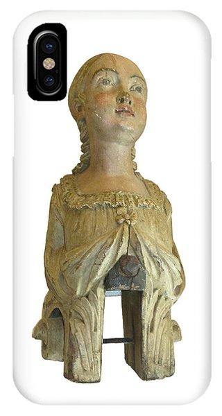 Figure Head IPhone Case