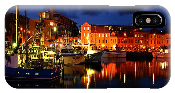 Fiishing Boats IPhone Case