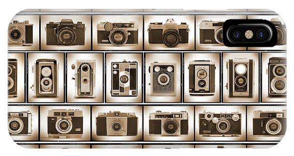 Film Camera Proofs IPhone Case