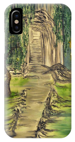 Finding Our Path IPhone Case