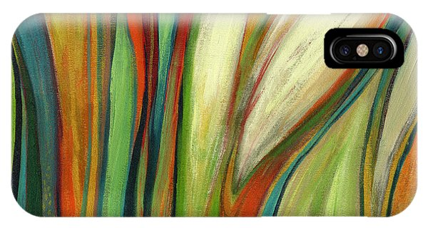 Abstract iPhone Case - Finding Paradise by Jennifer Lommers