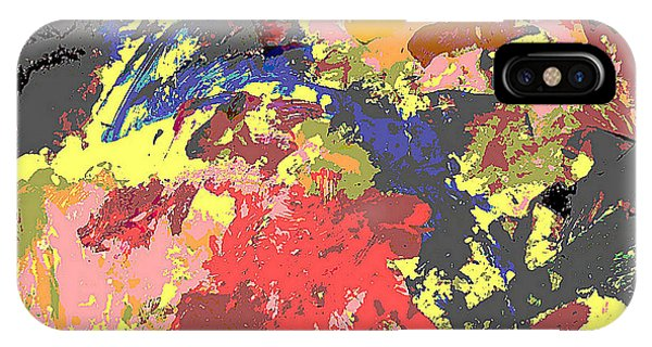 Fine Art Digital Palette 0848b IPhone Case