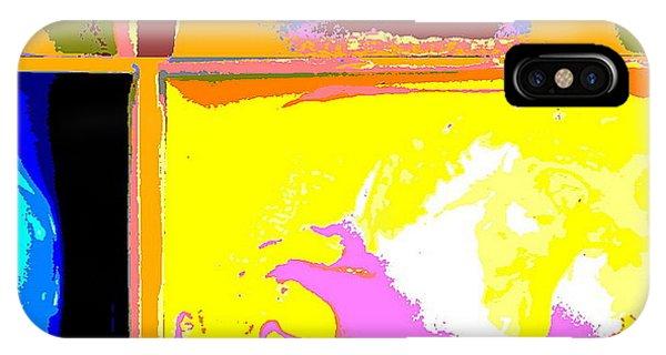 Fine Art Digital Print N1c 2 IPhone Case