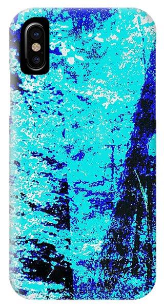 Fine Art Original Digital Forest Scene Maryland IPhone Case