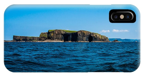 Fingal's Cave IPhone Case