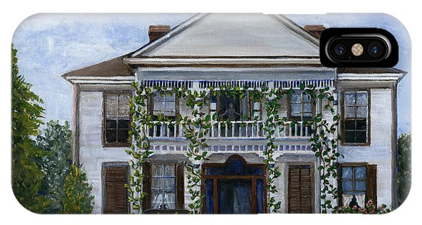 Finn Hotel Pleasant Hill Louisiana IPhone Case