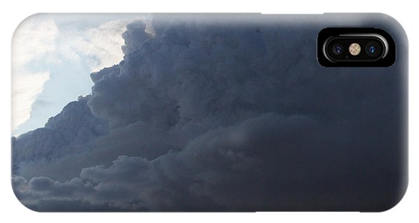 Fire Below IPhone Case