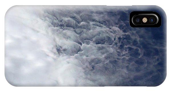 Fire Cloud IPhone Case