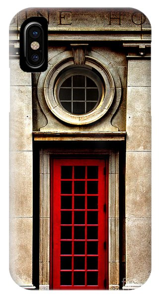 Fire Engine House No 1 Memphis Tennessee IPhone Case