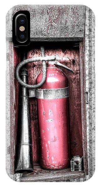 Fire Extinguisher IPhone Case