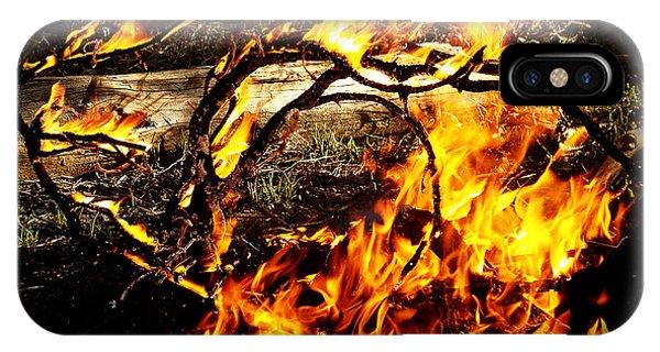 Fire Fairies IPhone Case