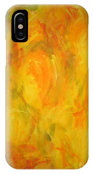 iPhone Case -  The Golden Fall by Fereshteh Stoecklein