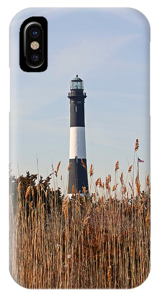 Fire Island Tower IPhone Case