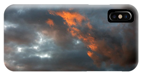 Fire Light IPhone Case